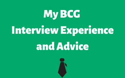 BCG Interview